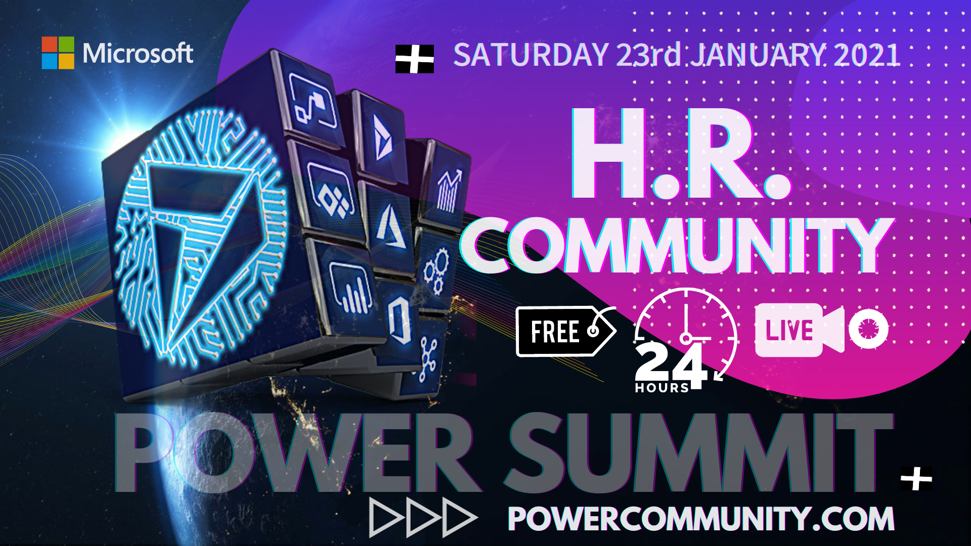 D365 HR Community Summit