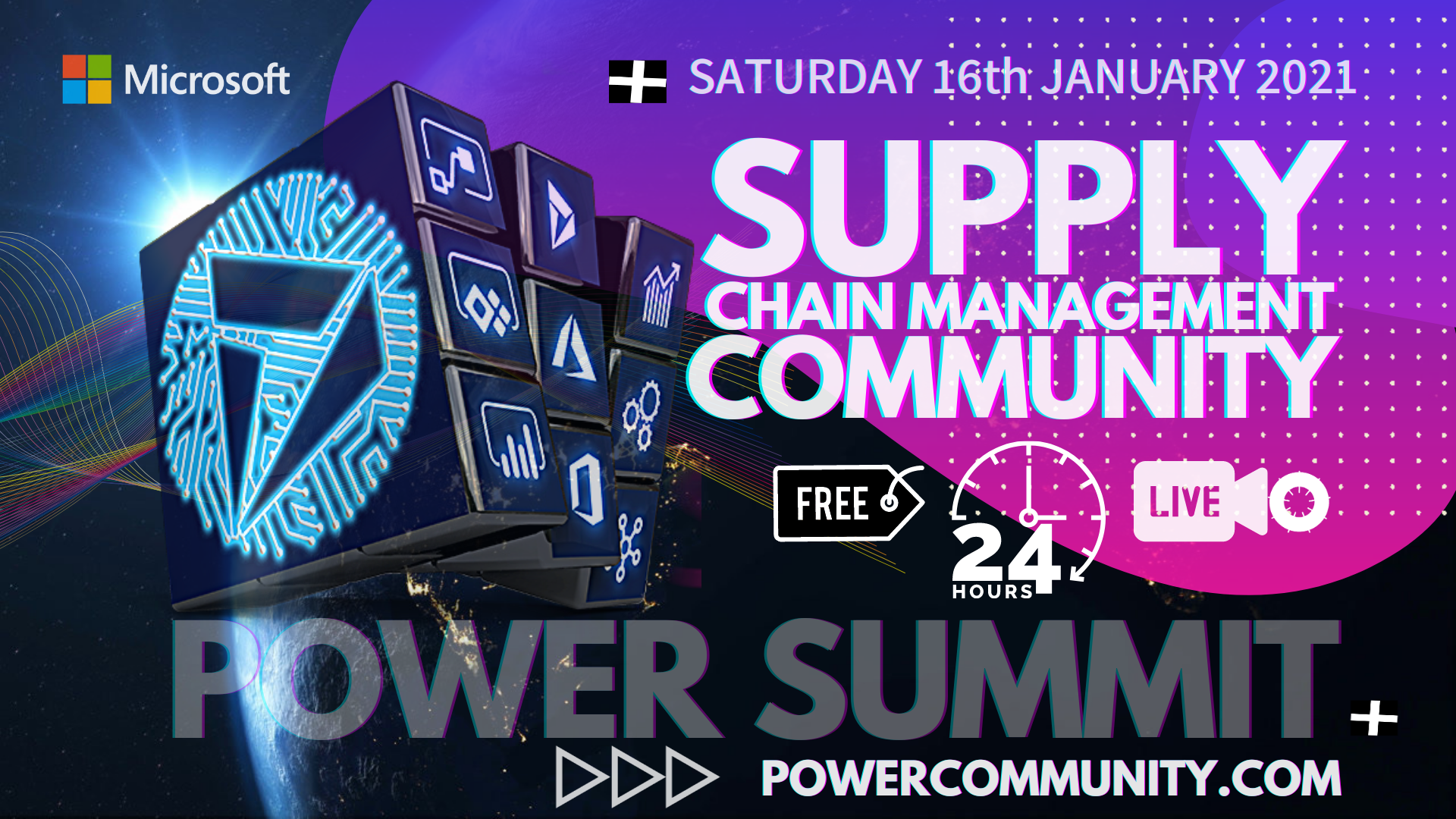 D365 FinOps Supply Chain Management Community Summit