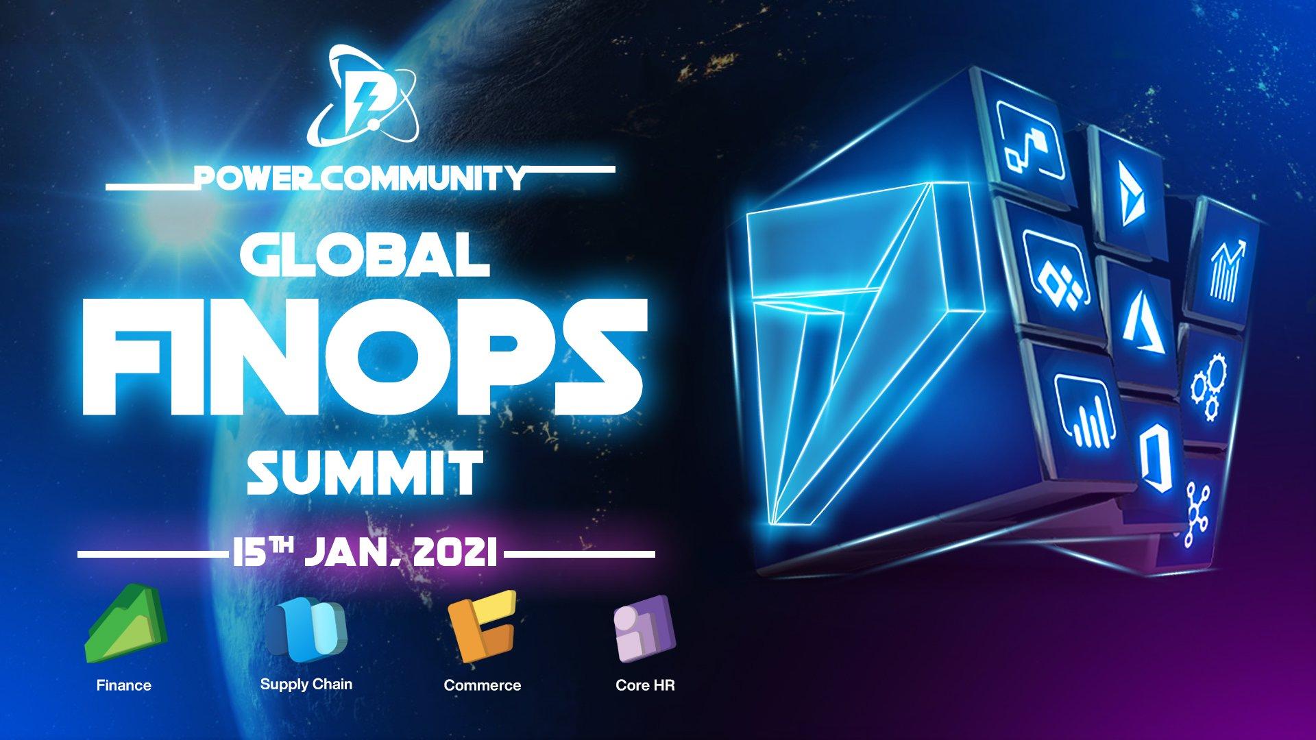 D365 Global FinOps Summit