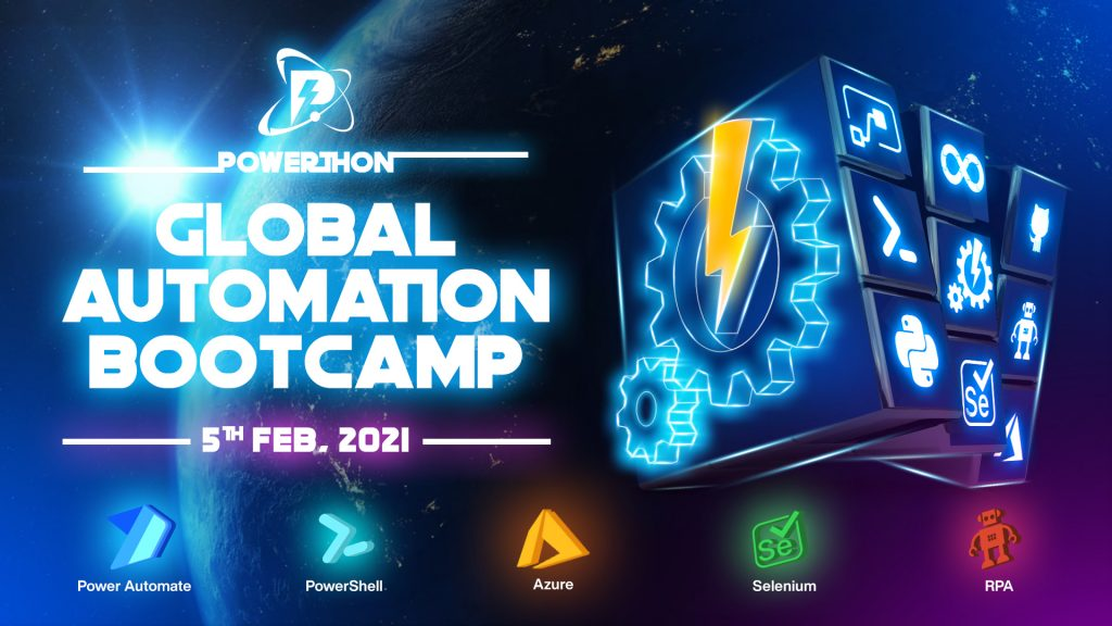Global Automation Bootcamp 2021 Conference