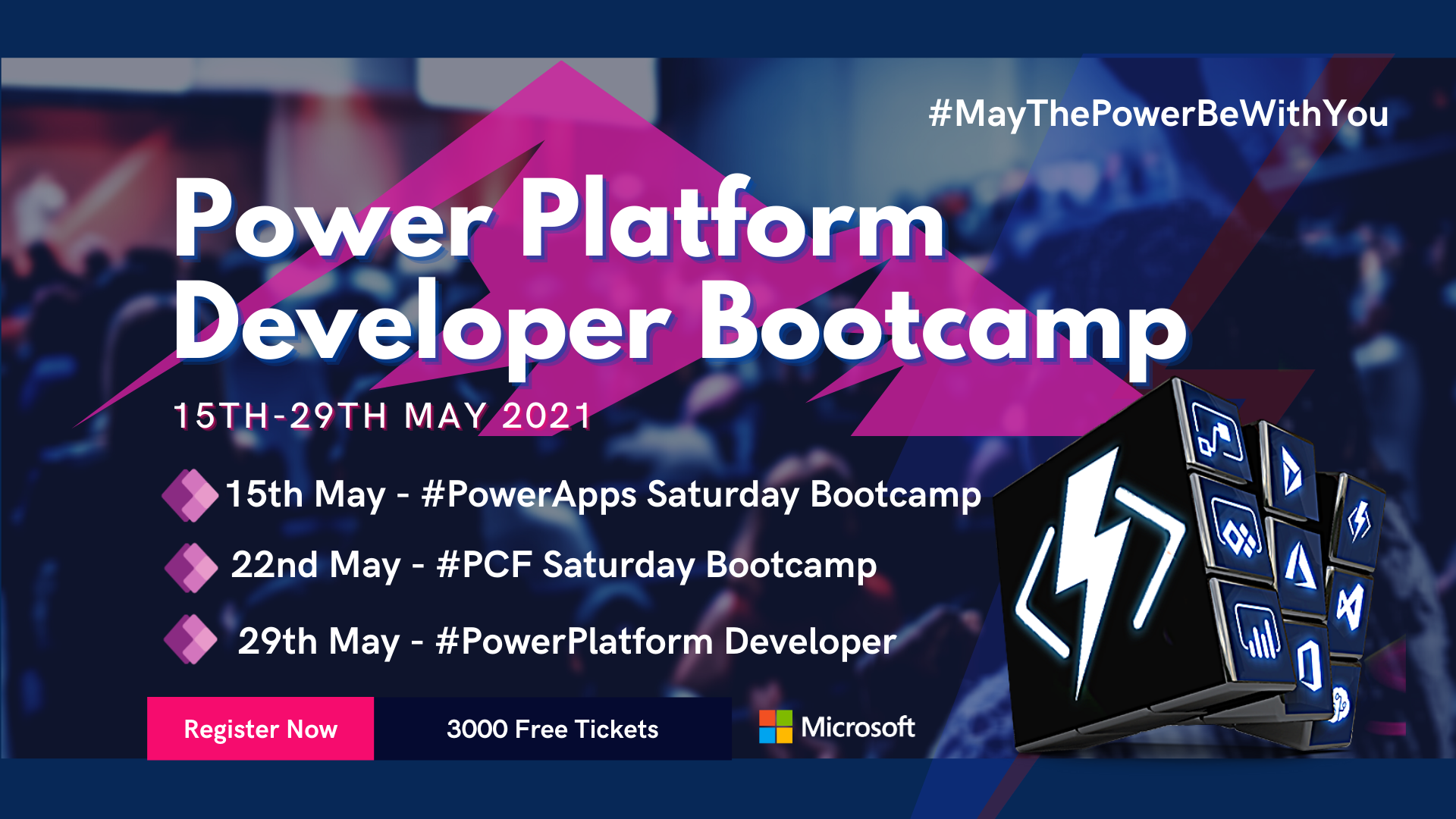 Power Apps Developer Bootcamp