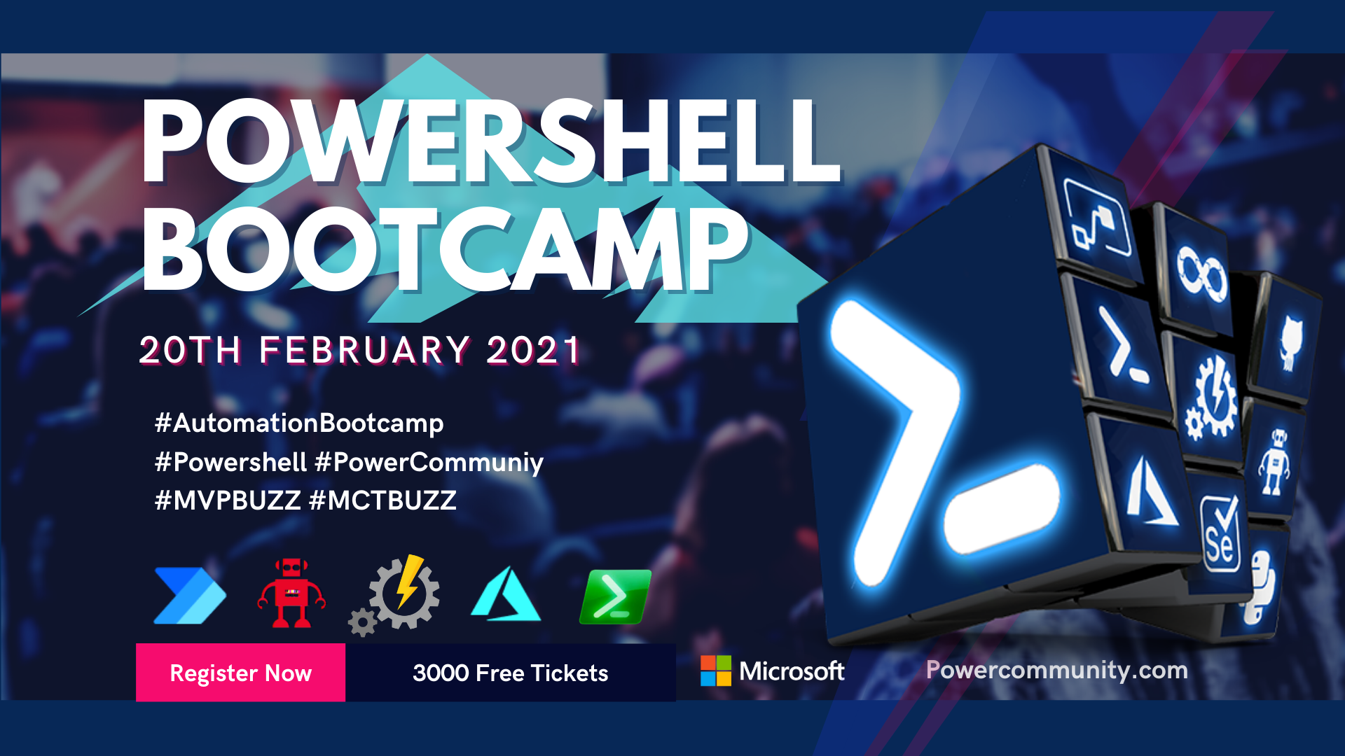 Powershell Bootcamp 2021
