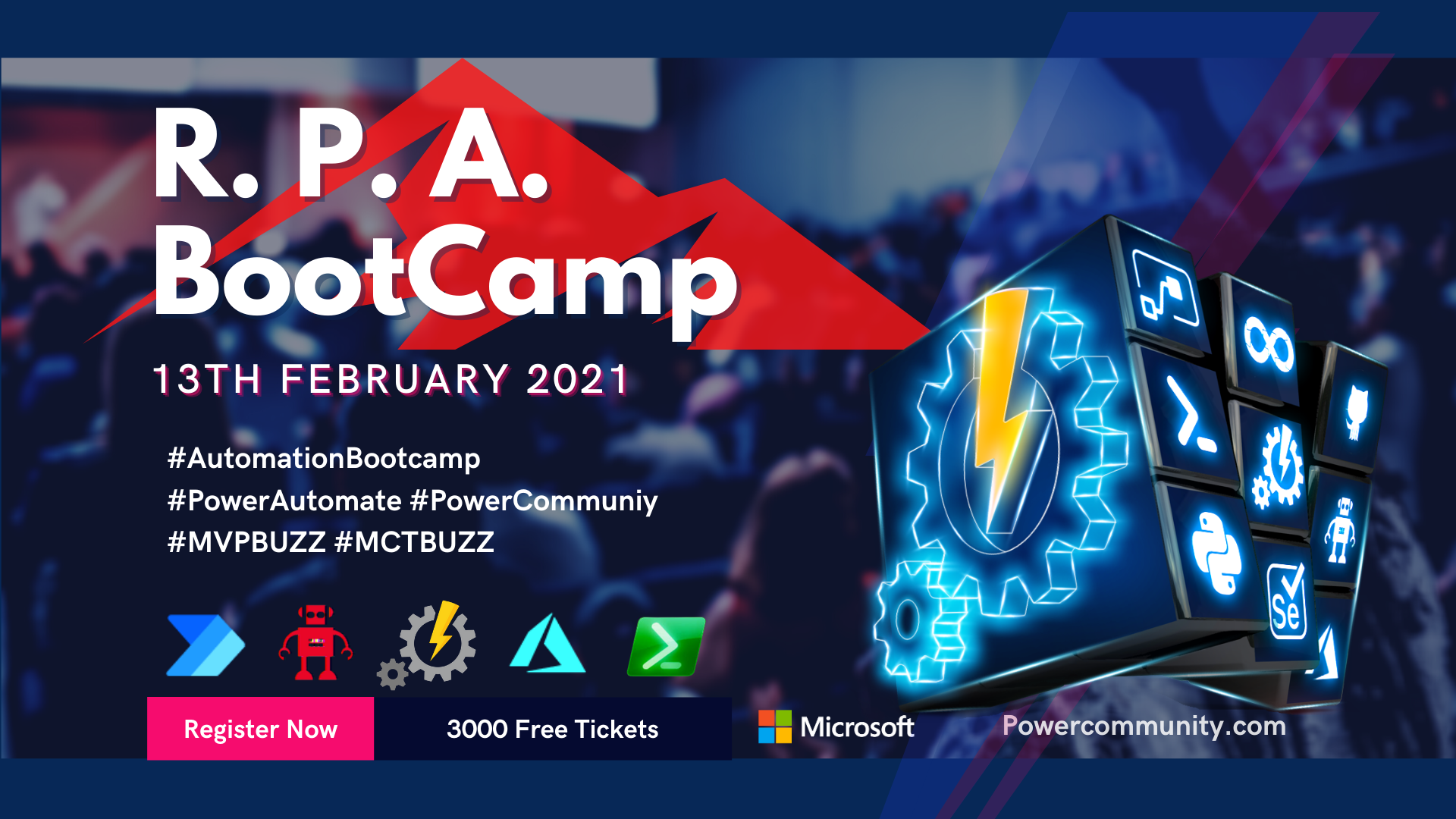 RPA Bootcamp 2021