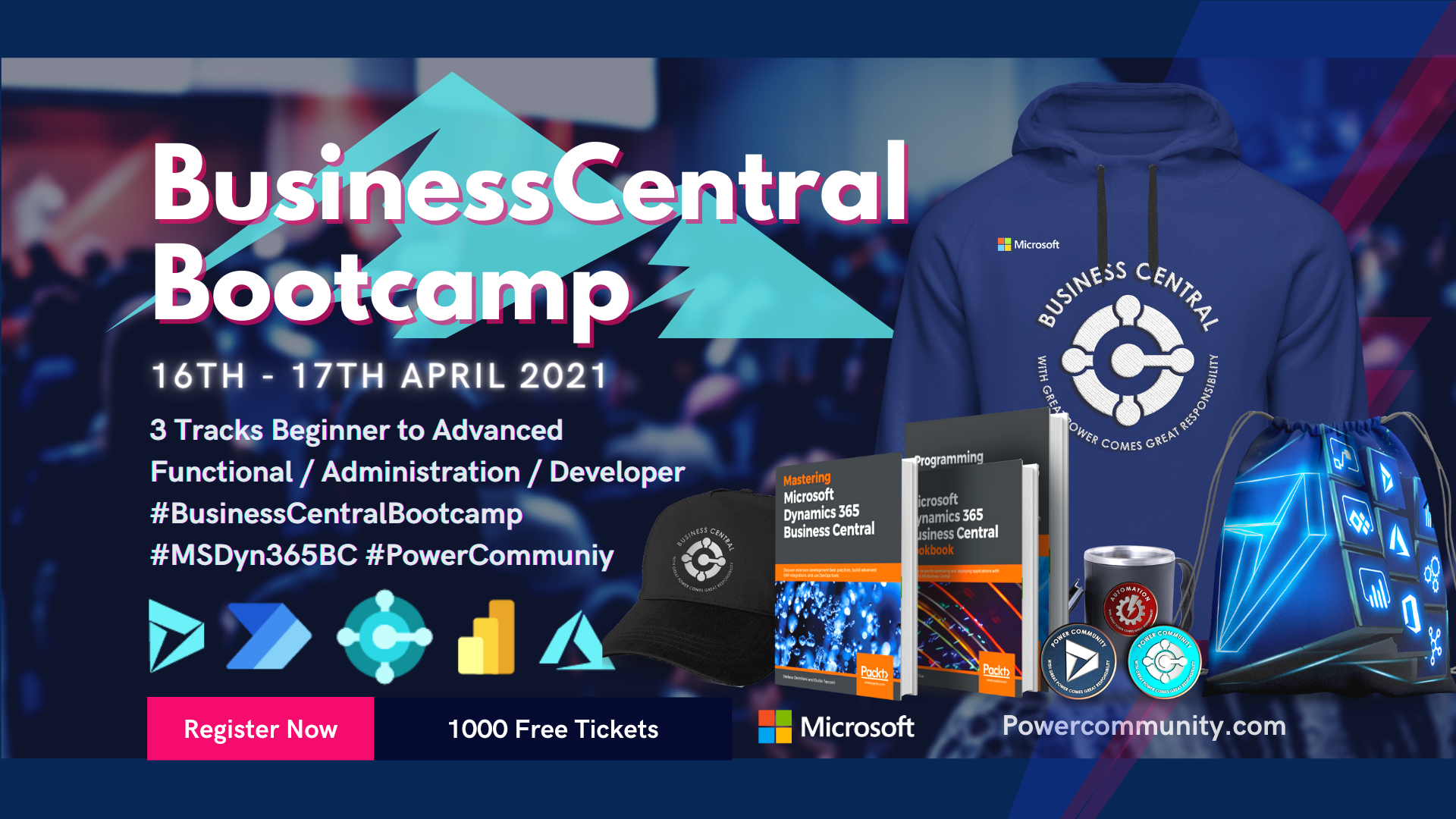 Business Central Bootcamp 2021