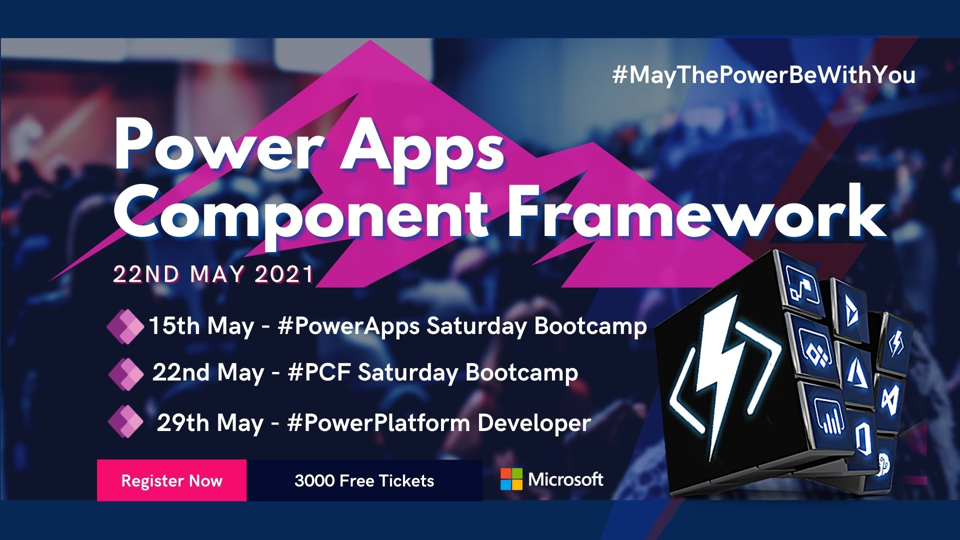 PCF Saturday Power Apps Component Framework 2021