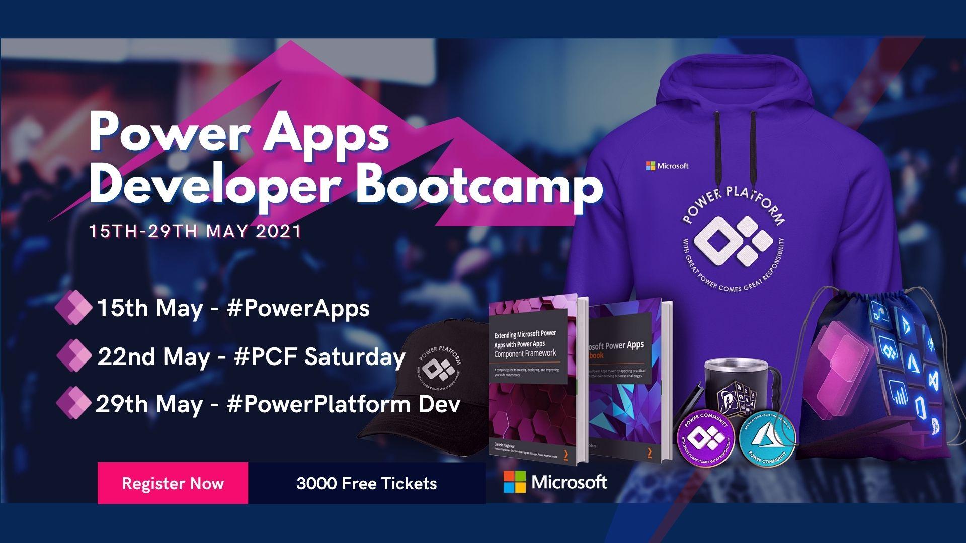 PowerApps Developer Bootcamp