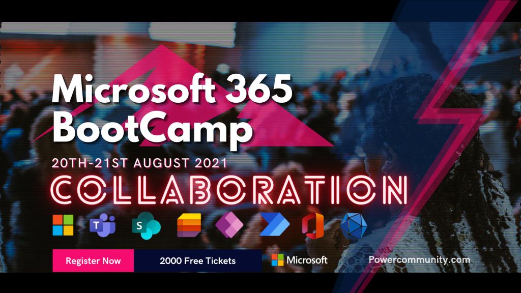 Microsoft 365 Collaboration Bootcamp