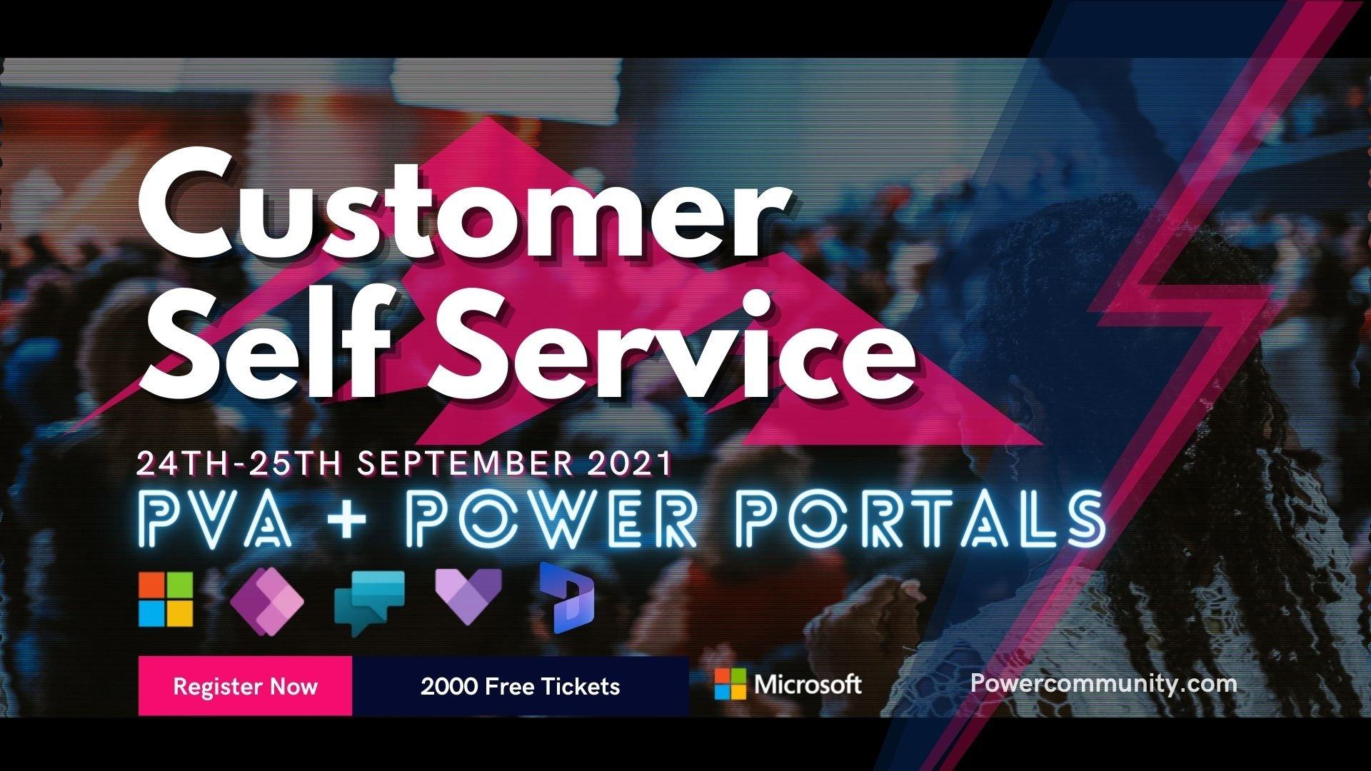 Power Portals Bootcamp 2021