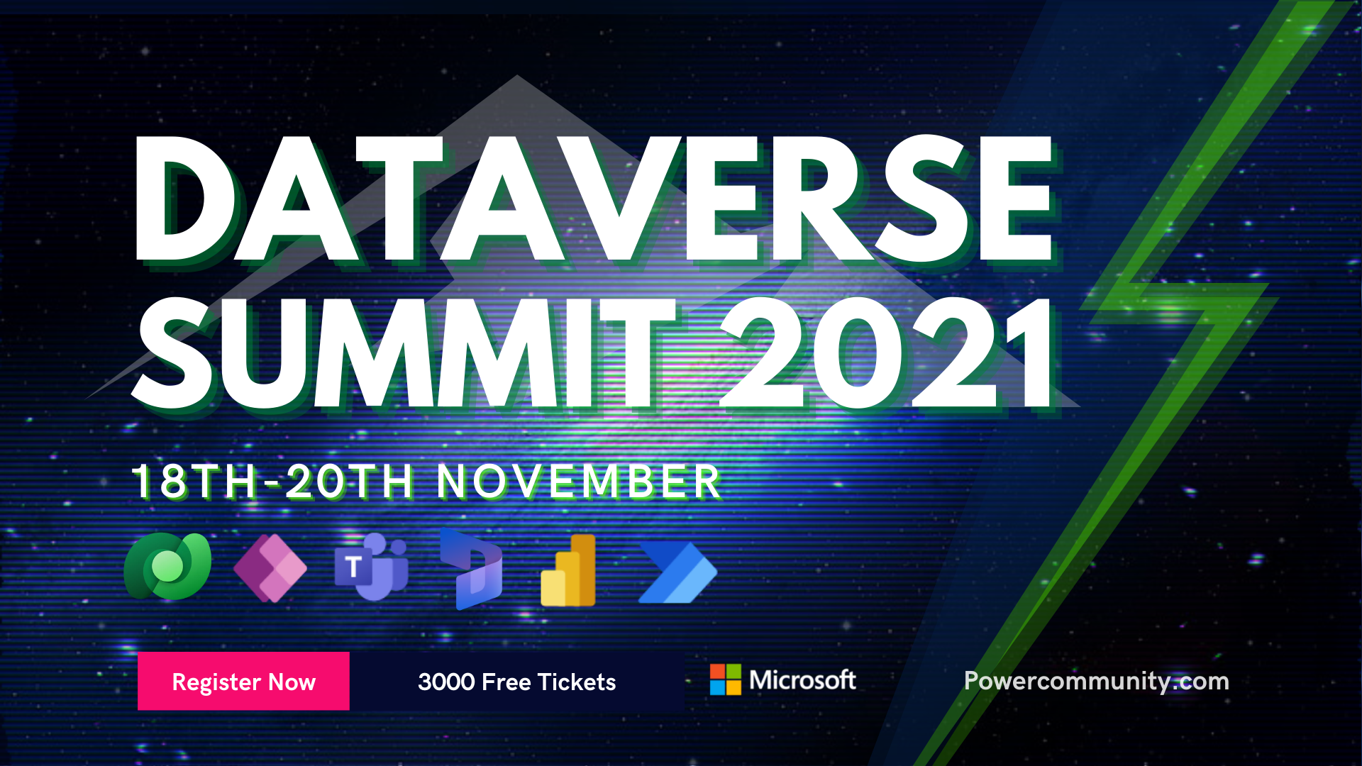 Dataverse Summit 2021