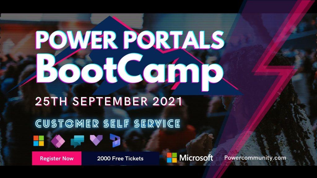 Power Portals Bootcamp
